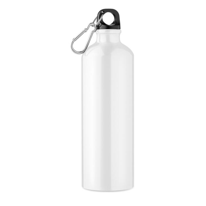 Turistická fľaša s karabínkou